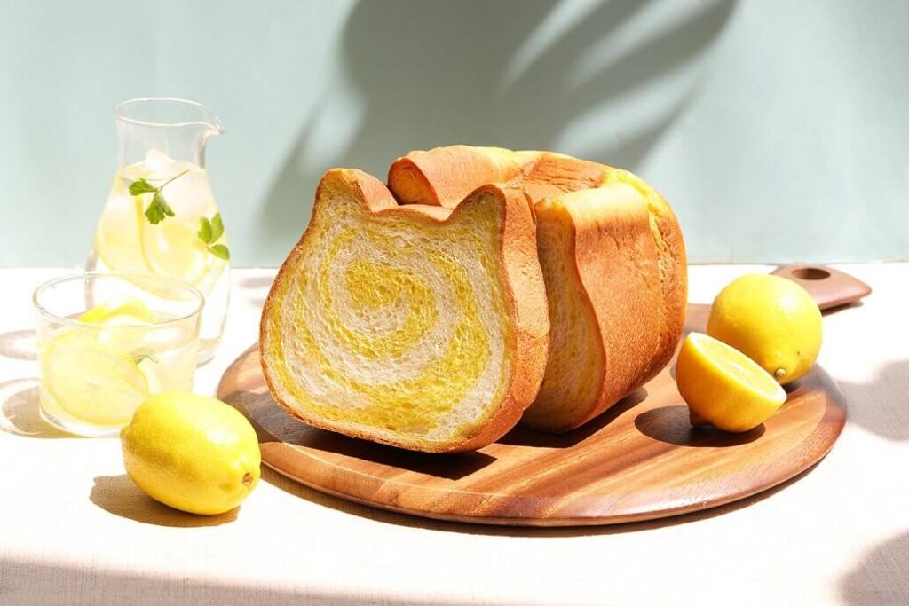 ねこねこ食パン〜はちみつれもん〜