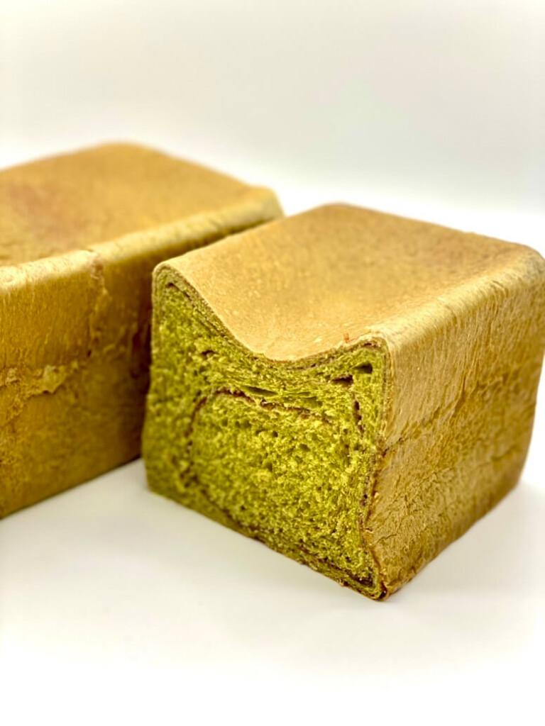 スチームブレッド エビス恵比寿 抹茶とあんこの濃厚#スチパン