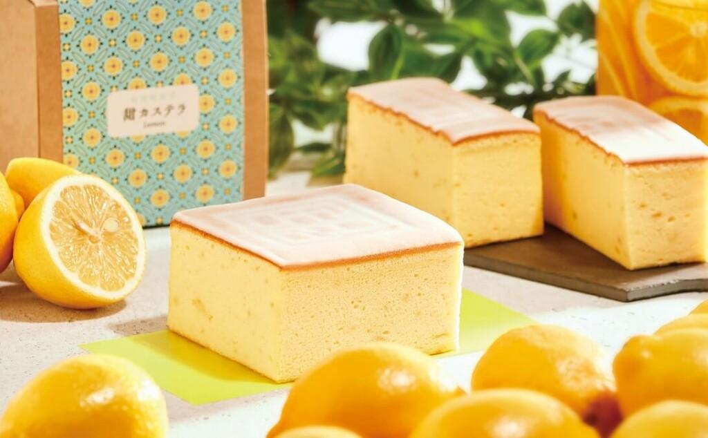 台湾甜商店 甜カステラ 檸檬(レモン)