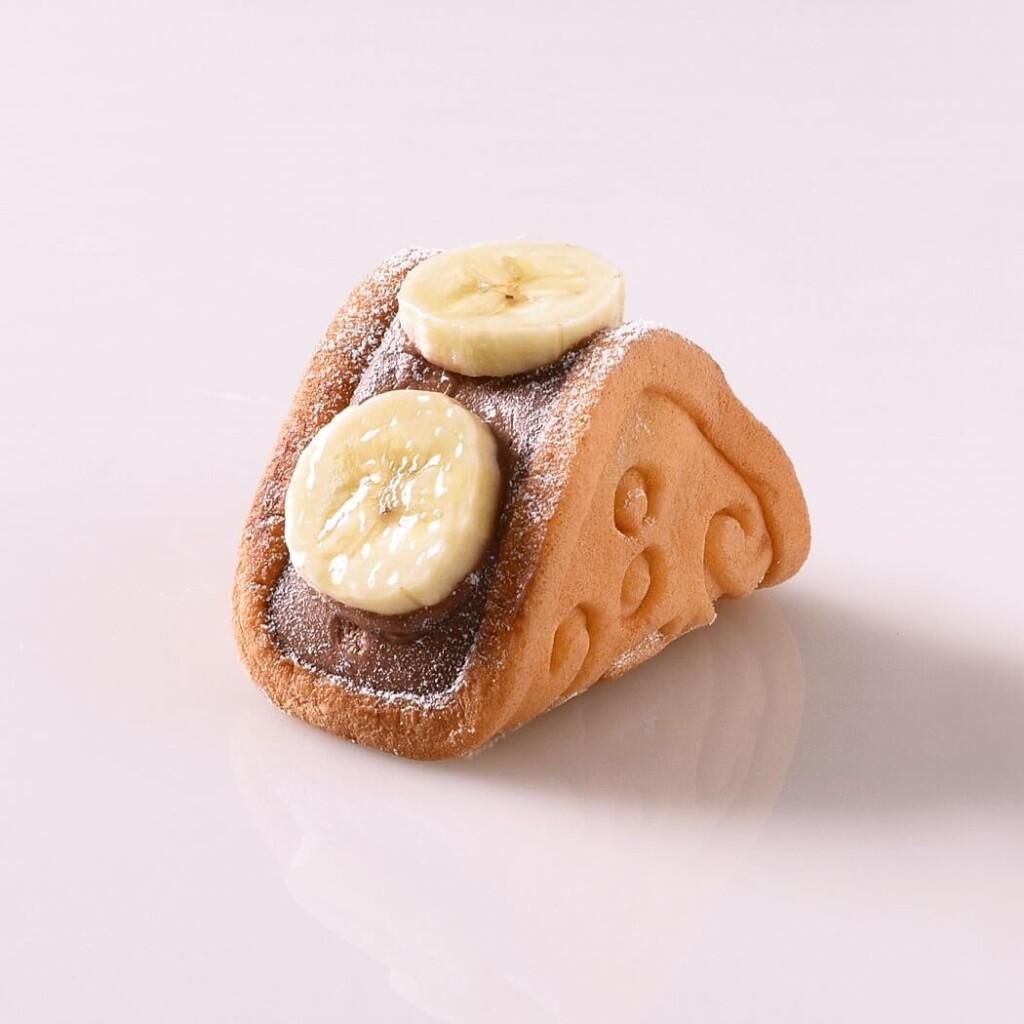 ワッフルパレット バナナ