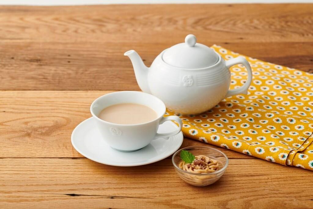 Afternoon Tea TEAROOM マロンミルクティー