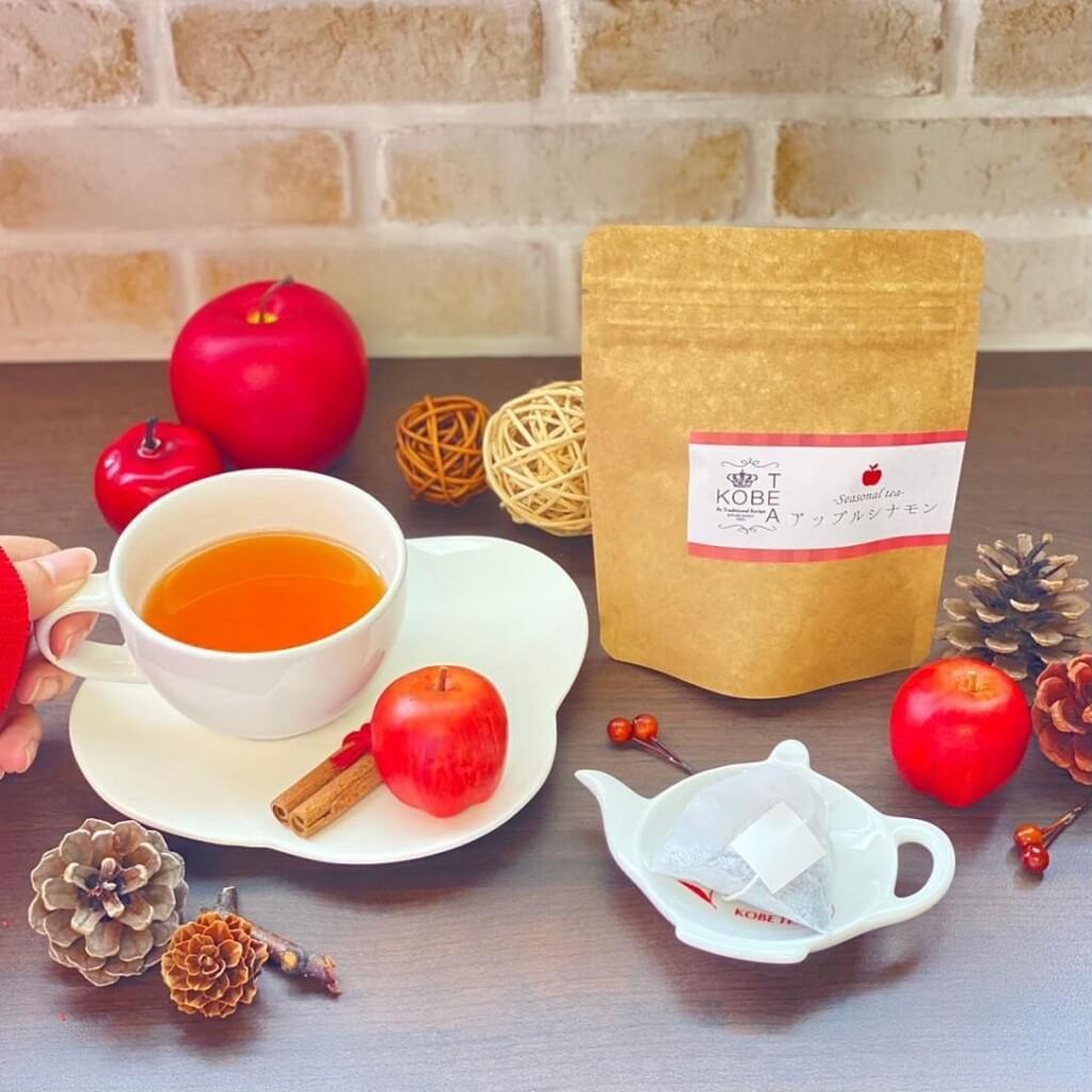 神戸紅茶 アップルシナモン