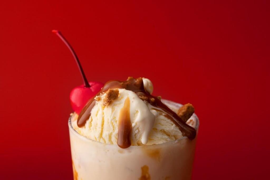 ローステッド コーヒー ラボラトリー ミルクセーキ
