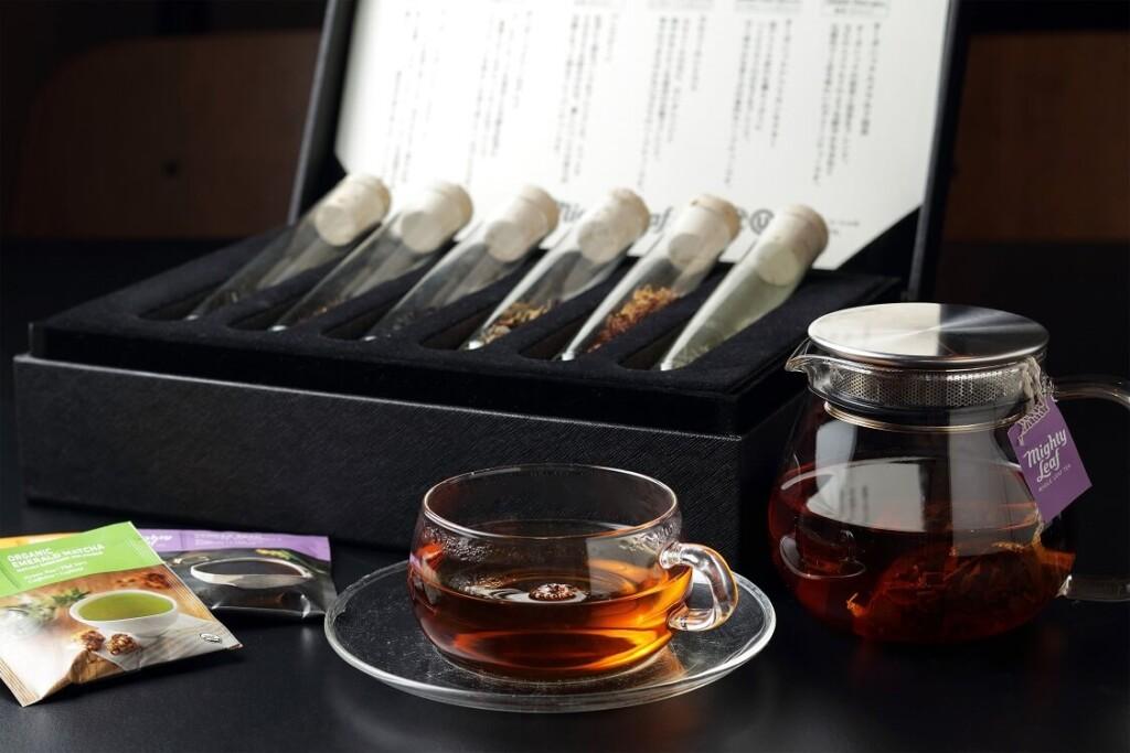 サローネヴァンドルディ 四季色のアフタヌーンティー 紅茶