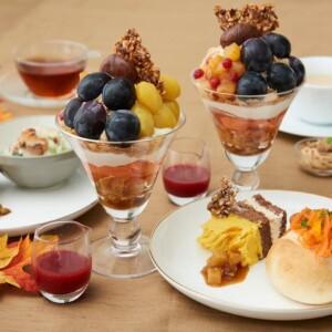 【期間限定】Afternoon Tea TEAROOM で完全予約制でゆったり楽しむスイーツと紅茶の「秋の贅沢ティーコース」発売!