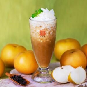 【期間限定】台湾カフェ「春水堂」 でフレッシュな国産フルーツとこだわりのお茶のフルーツティー第3弾「果肉茶 梨鉄観音」発売