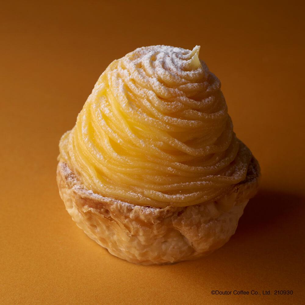 ドトール 鹿児島県産安納芋のモンブラン