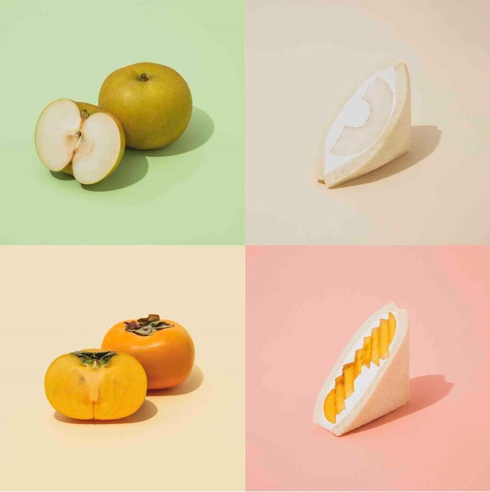 フルーツアンドシーズン 梨 柿