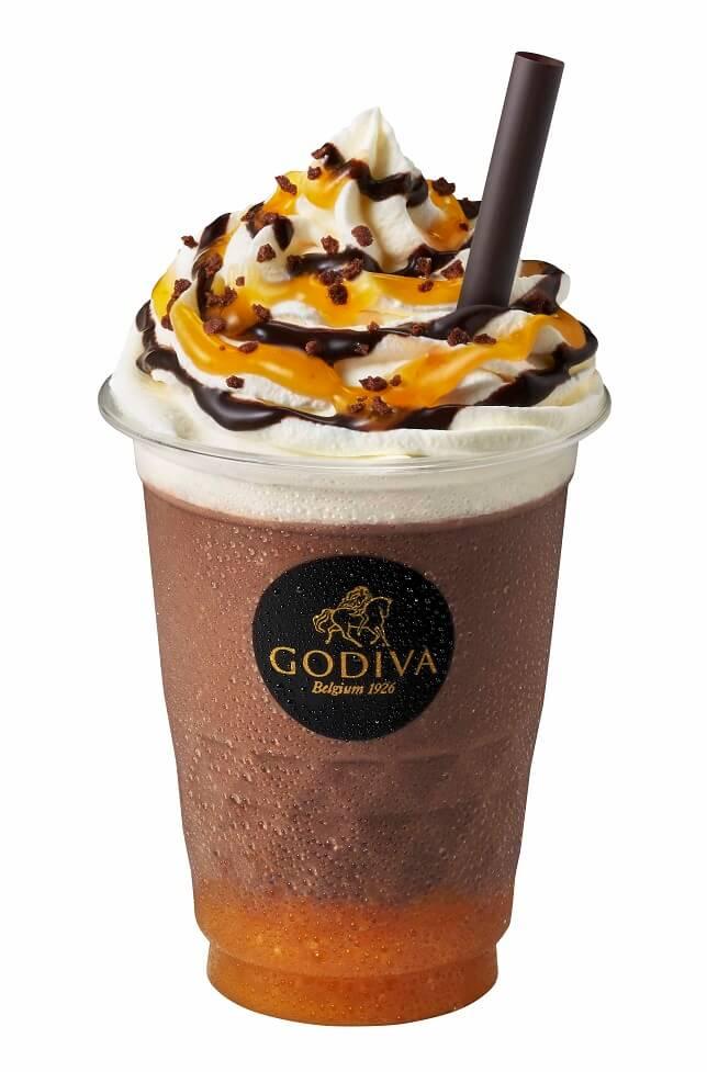 ゴディバ ショコリキサー 15周年 ダークチョコレート オランジェ