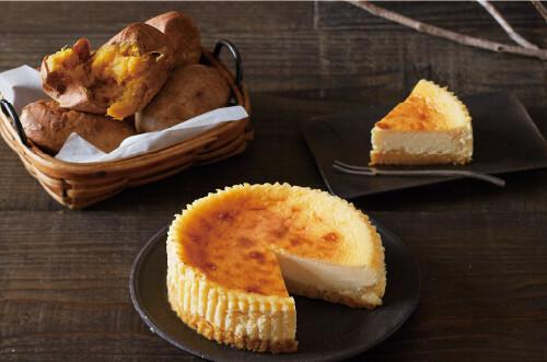 ルタオ 安納芋のベイクドチーズ