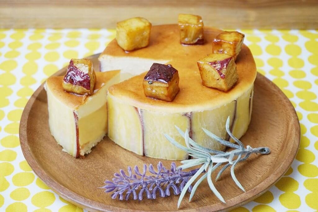 お芋とポテトとさつまいも お芋とチーズとさつまいも