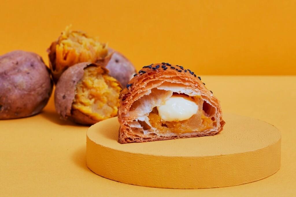RINGO 焼きたてカスタード安納芋アップルパイ