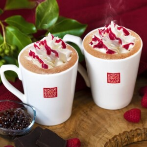 【期間限定】春水堂で冬季ドリンク「ショコラベリーミルクティー」発売!甘酸っぱいラズベリーとチョコレートのアレンジティー
