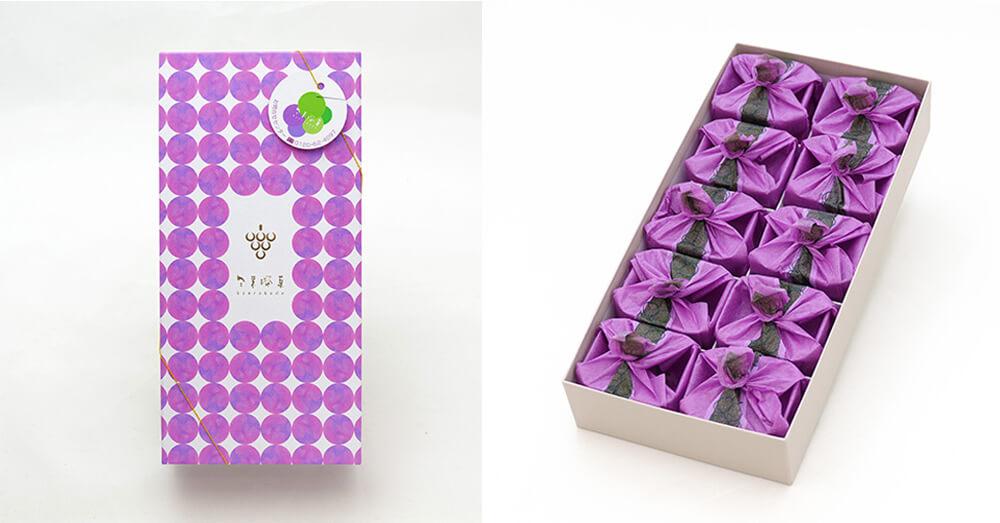 共楽堂 ひとつぶの紫苑