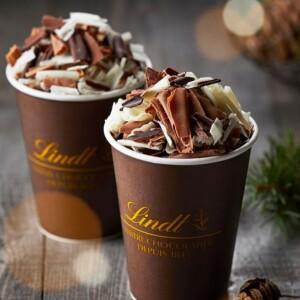 【期間限定】リンツショコラカフェで濃厚なチョコレートの味わいと贅沢な口どけが楽しめるメルティホットショコラドリンク発売!