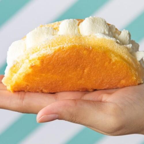 MILK まるごと生クリームケーキ