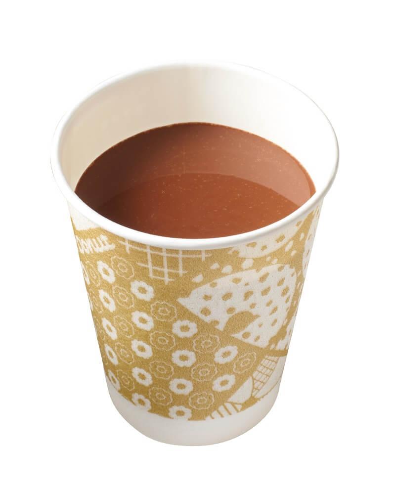ミスド ホットチョコレート ミックスベリー