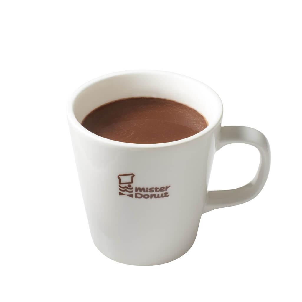 ミスド ホットチョコレート